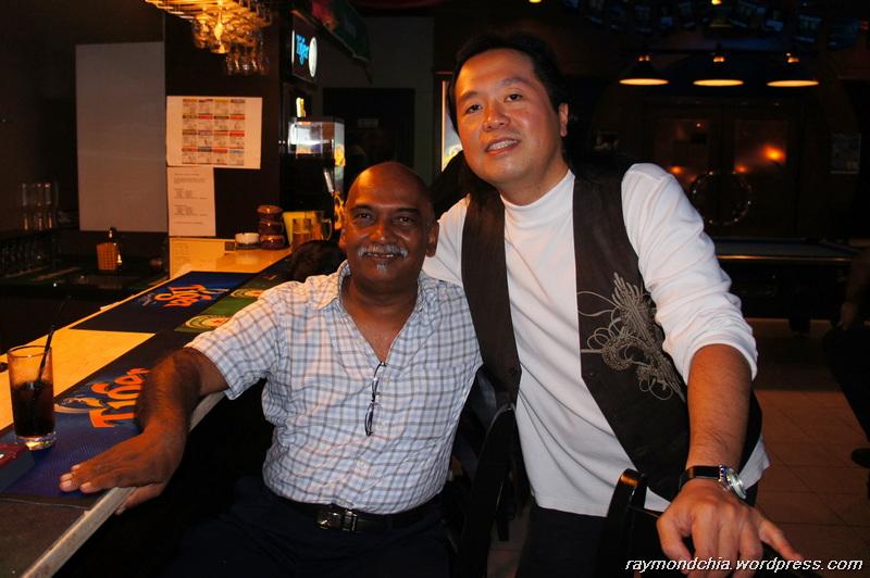 with Jeff de Souza