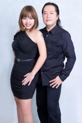 Mary Jackson & Raymond Chia