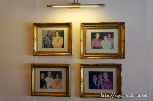 Big Nyonya wall photos