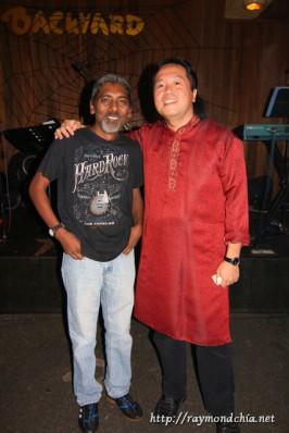 with Edmund Anthony