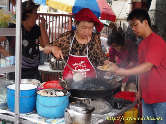 Char Kway Teow at Lorong Selamat