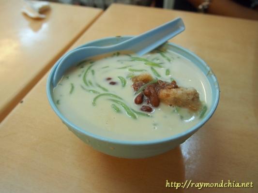 Chendol at Penang Road
