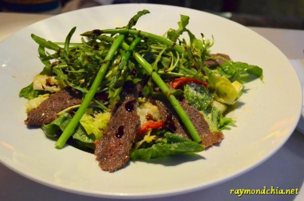 Moogus Salad