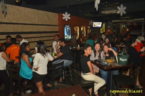 The Hangover Bar