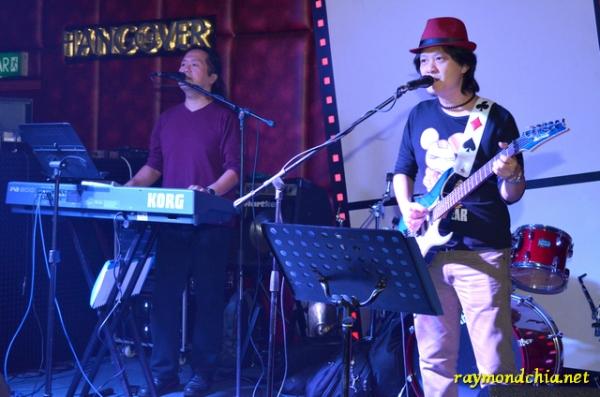 Raymond Chia & Seen Teoh