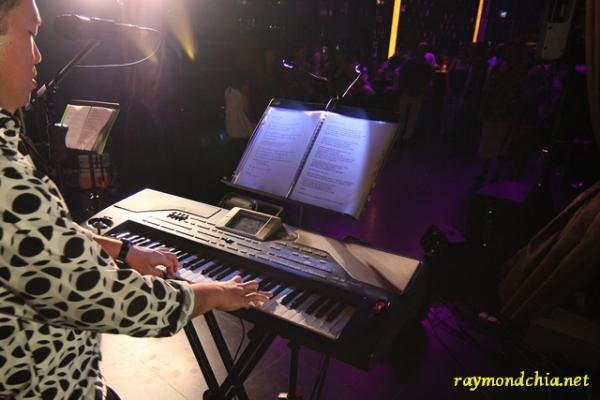 Raymond Chia at Marini's on 57