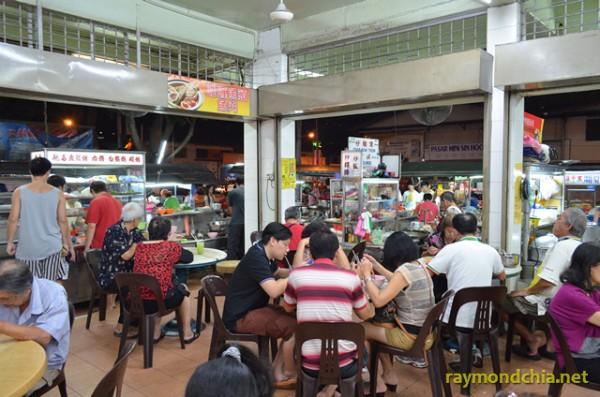 Keat Seng Food Court, Ayer Itam