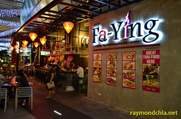 Fa Ying at Paradigm Mall