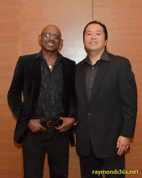 Vijay David and Raymond Chia