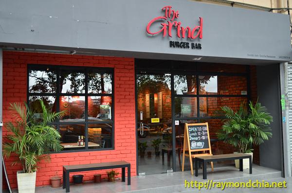 The Grind Burger Bar PJ