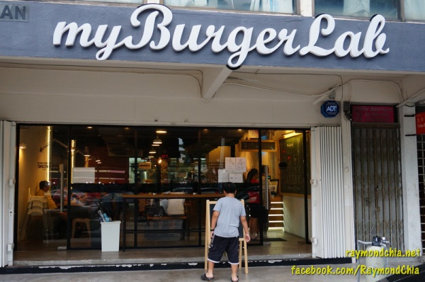 myBurgerLab at Taman OUG