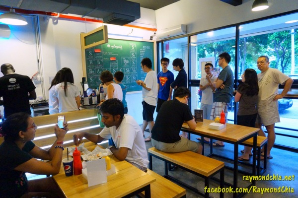 myBurgerLab order counter